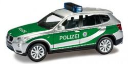 BMW X3 Polizei Ingolstadt