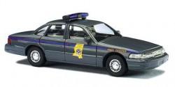 Ford Crown Victoria - Nr. 26 - Mississippi Highway Safety Patrol
