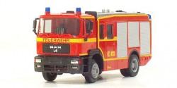 MAN M 2000 HLF 2000 Feuerwehr