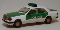 Mercedes Benz E320 Limousine Polizei