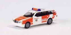 Mercedes Benz E-Klasse NEF Feuerwehr Trier
