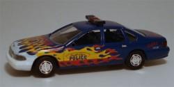 Chevrolet Caprice South Elgin Police