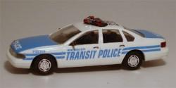 Chevrolet Caprice New York City Transit Police