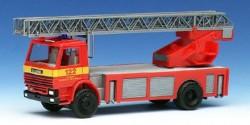 Scania 112 H Drehleiter Feuerwehr Stockholm
