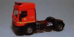 Iveco Zugmaschine Feuerwehr Hamburg