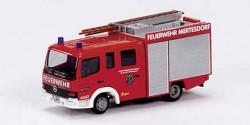 Mercedes Benz Atego LF 8/6 Feuerwehr Mertesdorf