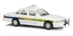Ford Crown Victoria Grand Prairie Police