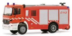 Mercedes Benz Actros S HLF 2000 Feuerwehr
