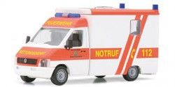 VW LT2 Strobel Feuerwehr RTW