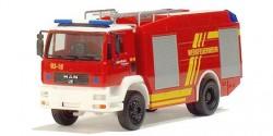 MAN LE2000 TLF 24/50 Feuerwehr ExxonMobil