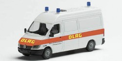 Mercedes Benz Sprinter DLRG