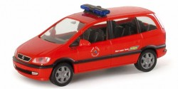 Opel Zafira Feuerwehr Essen