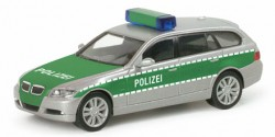BMW 3er Touring Polizei