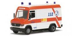 Mercedes Benz T2 Vario ASB Eschborn RTW