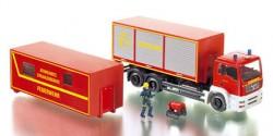 MAN TGM Wechsellader Feuerwehr