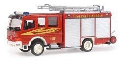 Mercedes Benz Atego HTLF 16/29 Feuerwehr Norden