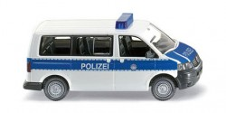 VW T5 Bundespolizei