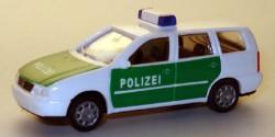 VW Polo Variant Polizei