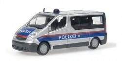Opel Vivaro Polizei Österreich