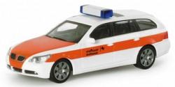 BMW 5er Touring ELW Feuerwehr Stuttgart