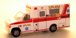 Ford E-350 Fire + Rescue Salem