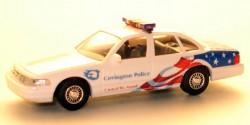 Ford Crown Victoria Covington Police