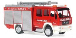 MAN TLF Bomberos Spanien