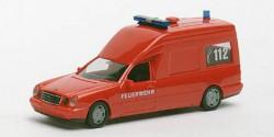 Mercedes Benz W210 Binz Feuerwehr KTW