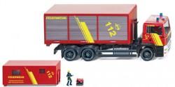 MAN WLF Feuerwehr Katastrophenschutz