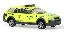 Audi A6 allroad NEF Falck Laege Aalborg