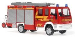 Iveco Magirus HLF 20/20 CAFS Feuerwehr Alteglofsheim