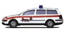 VW Passat NEF Johanniter Essen