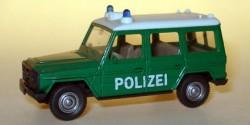 Mercedes Benz G 320 Polizei (weiss)