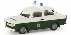 Trabant 601 Volkspolizei