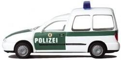 VW Caddy Polizei