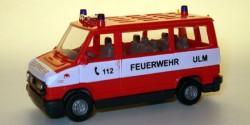 Fiat Ducato MTW Feuerwehr Ulm