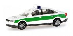 Audi A6 Polizei Bayern