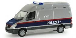 Mercedes Benz Sprinter Gefangenentransport Polizei Österreich