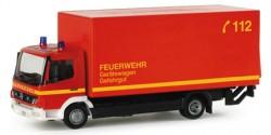 Mercedes Benz Atego Koffer-LKW Feuerwehr