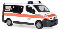Renault Trafic KTW Johanniter Stuttgart