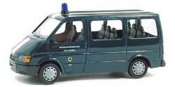 Ford Transit Zivilschutz Belgien