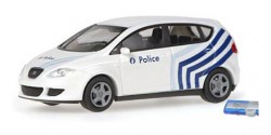 Seat Altea Polizei Belgien