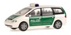 VW Sharan Polizei