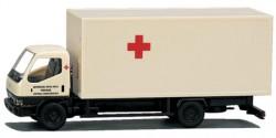 Mitsubishi Canter Koffer Rotes Kreuz