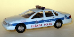 Chevrolet Caprice Chicago Police