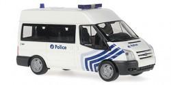 Ford Transit Politie Brüssel