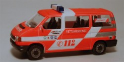 VW T4 NEF Feuerwehr Frankfurt/Main