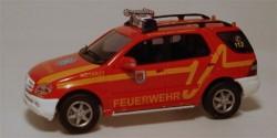 Mercedes Benz M-Klasse NEF Feuerwehr Osnabrück