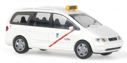 Seat Alhambra Taxi Madrid