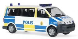 VW T5 Polizei Schweden